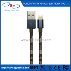 Strong усиленные [аттестованных] ФГИ Apple iPhone / iPad на молнии с зарядный кабель USB ремешок из натуральной кожи