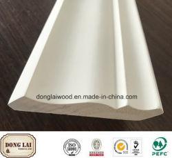 Direto da fábrica chinesa misto de Dedo Fir Crown Ripas de moldagem do Teto
