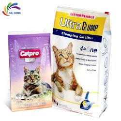 Ziplock Bio-Degradable levantarse de la bolsa de embalaje de plástico para alimentos y alimentos para mascotas