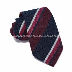 Los hombres personalizados baratos Corbata de microfibra Poli