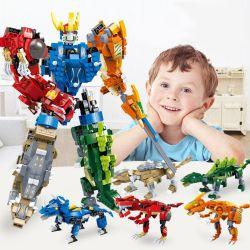 Kid plástico bricolage educacional grandes tijolos de dinossauro Rex Compatível Legoing Jurássico brinquedos pequenos brinquedos de Blocos de Construção de tijolo