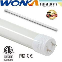 T8 het Hoge LEIDENE van het Lumen Licht van de Buis met ETL & Dlc