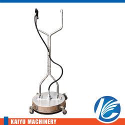 """20 """"熱く冷たい圧力洗濯機のためのステンレス鋼の平面の洗剤"""