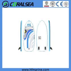 """Estilo rápido/velocidad/Versión resistente PVC cómodo de llevar la paleta (canoa vivacidad 12'6"""")."""
