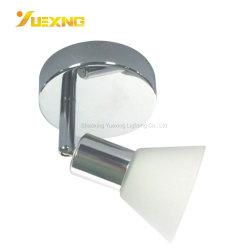 أبيض دافئ إلكتروني بقوة 5 واط من الكروم تصميم مخصص رخيص من الكروم مصباح LED مصباح السقف مصباح ضوء مصباح ضوء مصباح LED