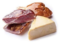 Сыр мясо сжать пакет оберните пакет чехол