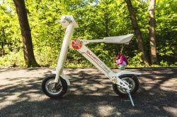 De nieuwe Fiets BMX van de Berg van de Jonge geitjes van de Manier Rode Mini