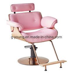 이발소를 위한 여자의 미장원 유압 펌프 이발소용 의자