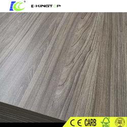 Haute qualité de la Mélamine MDF étanche /contreplaqué stratifié pour meubles étanche