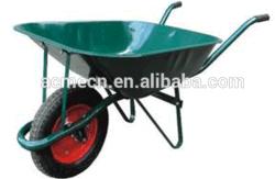 Chariot à bas prix de vente directe d'usine main brouette du chariot