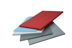 PVC 하드 보드 컬러가 1-5년 동안 햇빛 아래에서 유지됩니다