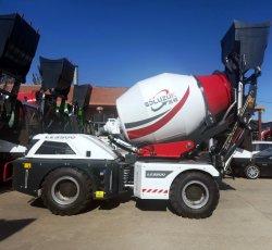 Lz3500 de Zelf Concrete Doorgang van de Lading/Mobiele/Aangedreven Mixer
