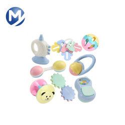 Moldes de inyección de plástico para el bebé de juguete el traqueteo de la vibración del anillo de campana