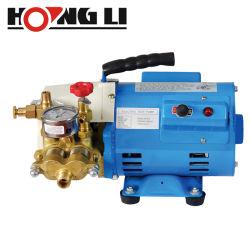 Prueba de presión de agua manual eléctrico de la bomba con el proveedor de China (DSY60A)