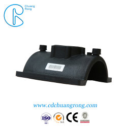 Oil Pipeline를 위한 PE Poly Electrofusion HDPE Pipe Sleeve