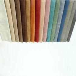 100%년 폴리에스테 우단 직물 커튼 직물 특별한 프로세스는 소파 의자를 위한 직물에 의하여 인쇄된 실내 장식품 직물 그리고 가구 직물을 염색했다