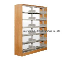 現代学校家具のキャビネットのLiabraryの使用の金属のオフィスの本箱
