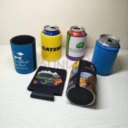 Оптовая торговля печатной пиво пить напитки из неопрена Custom охладителя Stubby бачок может охладитель (BC0001)
