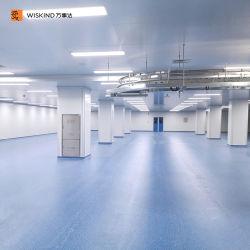 50mm/75mm/100mm/150mm EPS/PU/Rockwool/Honeycomb Zwischenlage-PanelCleanroom für Wand/Decke/pharmazeutisches/Nahrung/Labor mit Cer