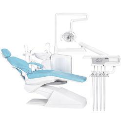 Faible prix MD-A04 Unité dentaire fauteuil avec compresseur à air