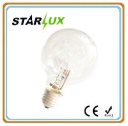 Ampoule halogène ECO Globe Lampe G80/G95/G125