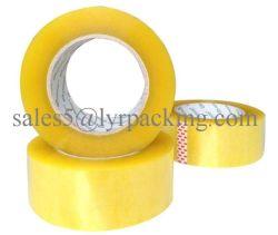 Grado Superior impermeable adhesivo fuerte BOPP pegamento cinta de embalaje