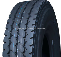 18pr l'acier radial tout placent le pneu chinois TBR de camion de tube