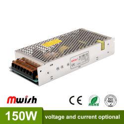 Kleine Schaltungs-Ein-Outputstromversorgung des Datenträger-150W AC/DC (S-150-12)