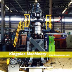 Máquina de moldeo por soplado extrusión de plástico para la caja de herramientas