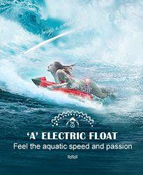 2019 Alquiler de lancha motora, el agua caliente el deporte del surf surf Power Jet Producto Board Esquí Acuático Barco de la Junta de Energía Eléctrica