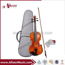 Hecho a Mano de alta calidad de estudiante Solidwood trajes de violín (VM125AH)