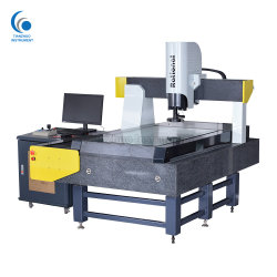 Haute précision et fiabilité Grande course CNC automatique 2D Équipement de mesure de visuels
