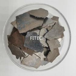 الفولاذ المقاوم للصدأ عالية القوة منخفض أللوي الفولاذ، الألمنيوم، أللوي 99.7% إلكتروليت المنغنيز الفلز