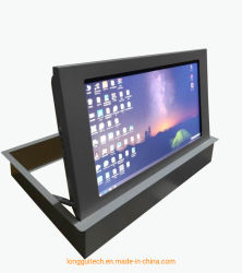 Manual de montaje en escritorio LCD voltear