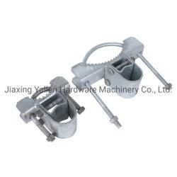 Direto da fábrica Bulldog articulada para cerca metálica Acessórios/Conexões da barragem (chapas galvanizadas, Chapa de Aço)