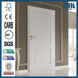 Jhk две панели красивый дизайн дом белого цвета грунтовки двери