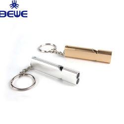 중국 제조소 선전용 주문 다채로운 호각 Keychain
