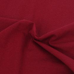 Singolo tessuto di stirata pettinato 32s tinto pianura del cotone della Jersey di colore solido XL-612