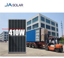 Ja солнечной 9bb моно половины сотовых панелей солнечных батарей цена 405W 410W 420W модуль солнечной энергии для крепления панели солнечных батарей
