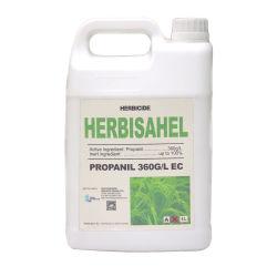 preço de fábrica direto herbicida de contato Propanil seletivo 480 g/L CE