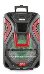 Feiyang de Spreker van het Karretje van Bluetooth van 15 Duim met Karaoke F15-03