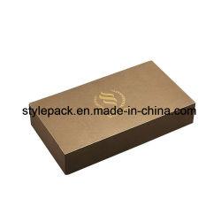 Boîte d'emballage des produits en cuir/High-Grade Ciel et Terre couvrir Emballage/Emballage cosmétique
