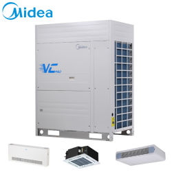 Mideaオフィスのために適したマルチインバーターVrf Vrvの世帯システムエアコンManufactur