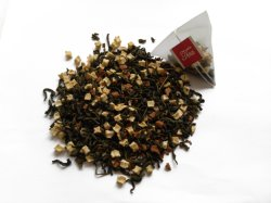Adelgaza Teabag Rose belleza Non-Woven Filtro de Tela el té verde