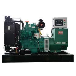 중국 들소 36kw 홈에서 소형 동력 45kVA 발전기 디젤을 사용했습니다 발전기