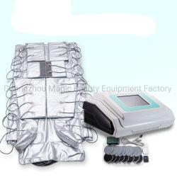 Pressothérapie couverture thermique électrique infrarouge pour la perte de poids de la machine de périphérique