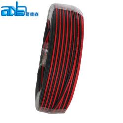 2x0.75mm2 Reb cabo do altifalante em PVC preto