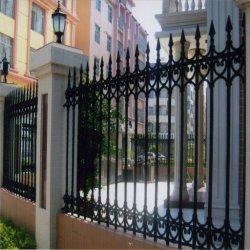 Qualitäts-Landhaus-Sicherheitszaun-Zink-Stahlzaun-/High-Sicherheitszaun für Garten/Stahlgefäß-Zaun