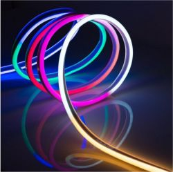 Het Programmeerbare LEIDENE DMX Flex Neon van het Pixel Strip/LED