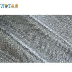 En aluminium recouvert de tissu de fibres de céramique pour une isolation thermique